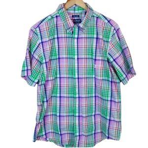 Ralph Lauren   classic bright short sleeve top